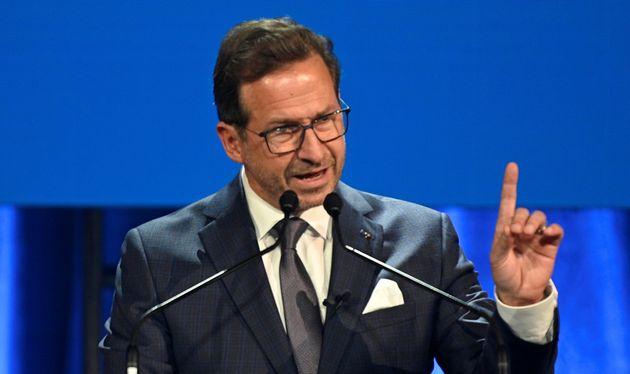 Yves-Francois Blanchet analiza los resultados electorales en