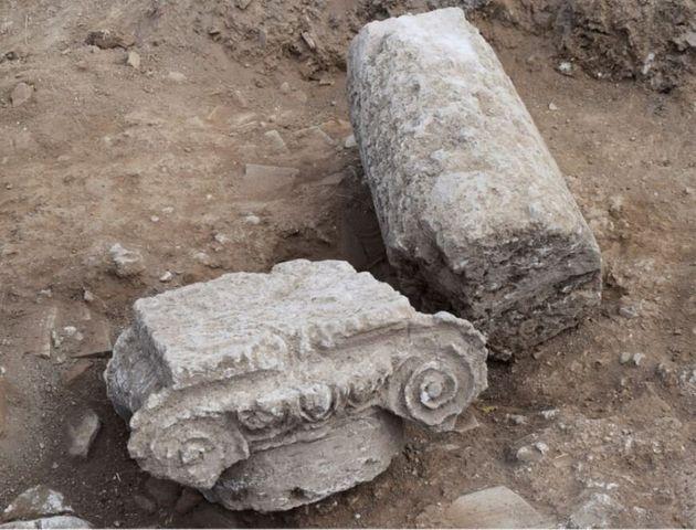 Αρχαία Τενέα: Στο «φως» τα αρχαία λουτρά με το υποδαπέδιο σύστημα