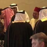 Le prince Moulay Rachid représente le roi à la cérémonie d'intronisation du nouvel empereur du