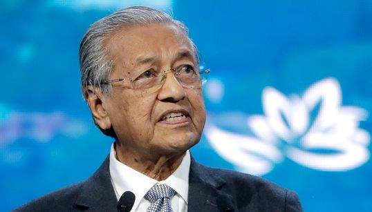 Malaysian PM Stands By Kashmir Remarks Even As Traders Call For Boycott Of Palm
