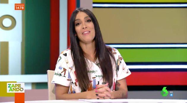 Lorena Castell, en