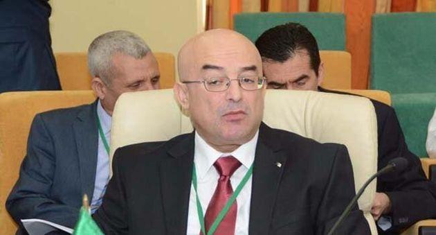 Salaheddine Dahmoune, ministre de