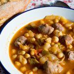 Instagram elimina fotografías de un cocido gallego por