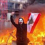 Joker tra le fiamme di Beirut. In Libano i manifestanti gridano la propria rabbia