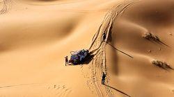 Le Rallye Aïcha des Gazelles s'exporte dans le désert de Naiman en
