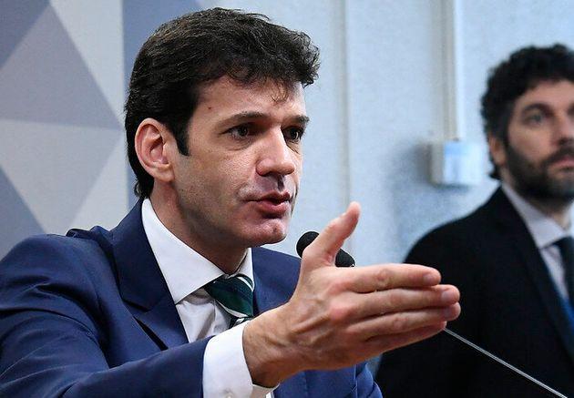 As investigações concluíram que Álvaro Antônio comandou esquema para...