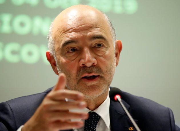 Pierre Moscovici, Commissario europeo agli Affari
