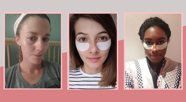 Will Under-Eye Masks Fix Our Tired Eyes? We Put Them To The Test