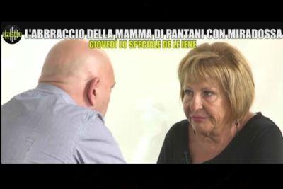 Il pusher incontra la mamma di Pantani a Le Iene: