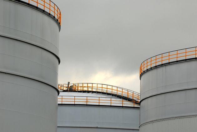 Cuves de pétrole en gros