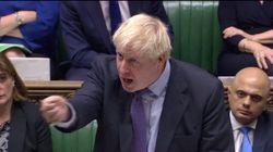 Johnson retirará el proyecto de ley del Brexit si no se aprueba el calendario para su