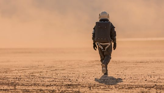 The First Person On Mars Could Be A Woman, NASA