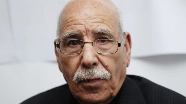 """Lakhdar Bouregaâ, 86 ans, est poursuivi pour """"outrage à corps constitué et atteinte au moral de"""