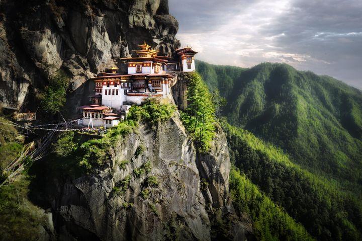 Φωτογραφία από το Μπουτάν