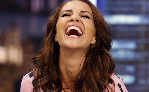 Paula Echevarría en 'El Hormiguero' (Antena 3)