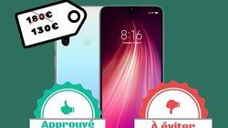 Le Xiaomi Redmi Note 8 en promo à 130 euros, on valide ou