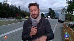El lapsus de un reportero de 'España Directo' (TVE):