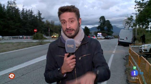 Reportero de 'España