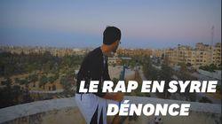 En Syrie, un rap enragé pour dénoncer les conditions de vie de la