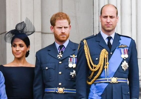 Prince William Is Worried For Meghan Markle And Prince Harry's Mental Health