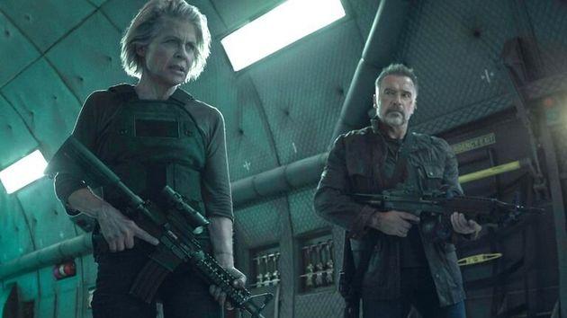 """Terminator: Dark Fate"" tente de parler de futur aux nostalgiques"