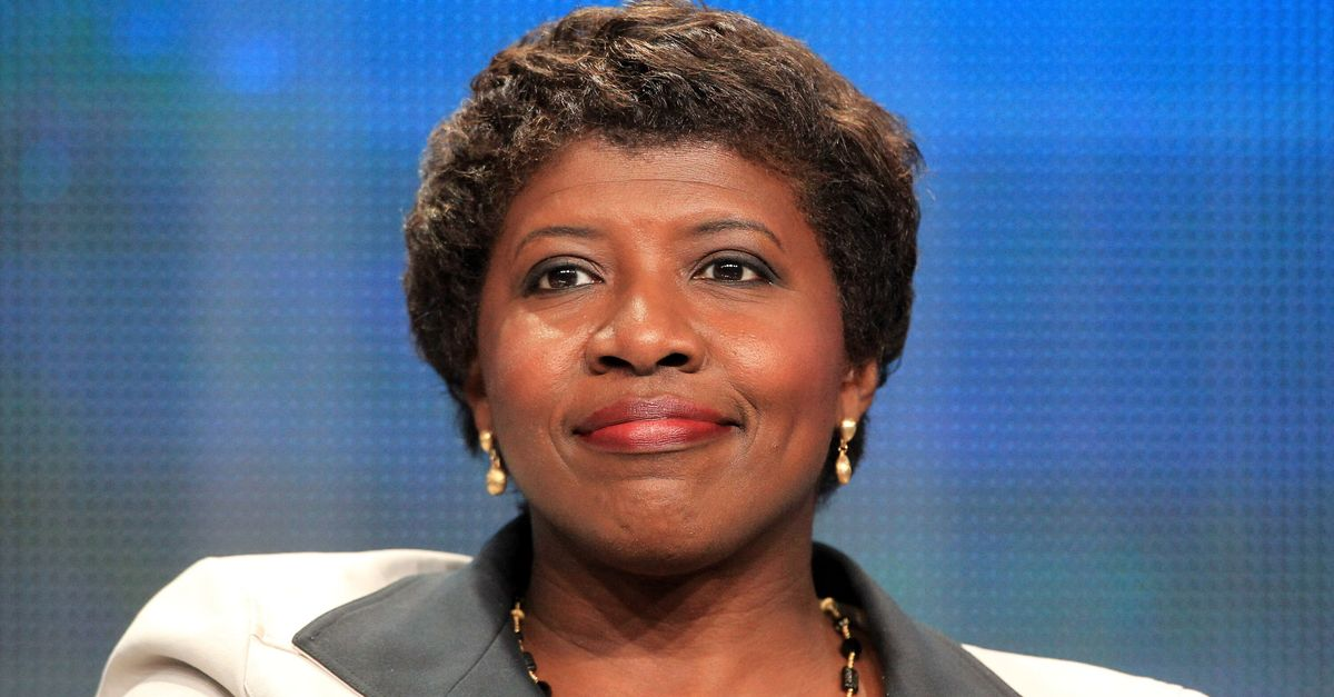 Legendary Journalist Gwen Ifill To Be Honored With A Forever Stamp