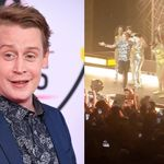 Macaulay Culkin Dancing With Lizzo On Stage Is Randomly Good As