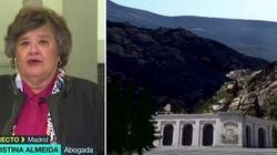 Cristina Almeida, muy dura con Iglesias: