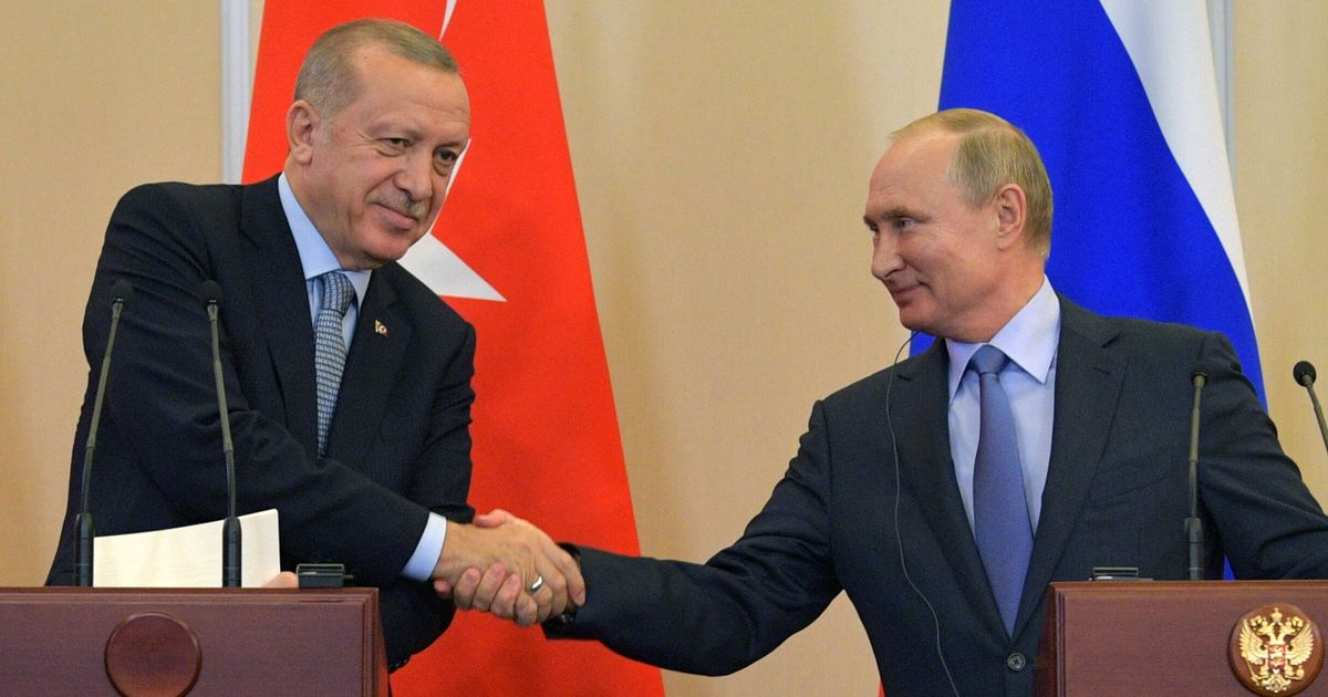 Turkey And Russia Strike A Syria Deal, Taking The Gift Trump Offered Them