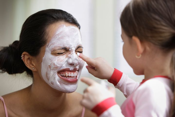 Some common ingredients in anti-aging products, including retinoids, should be avoided during pregnancy.