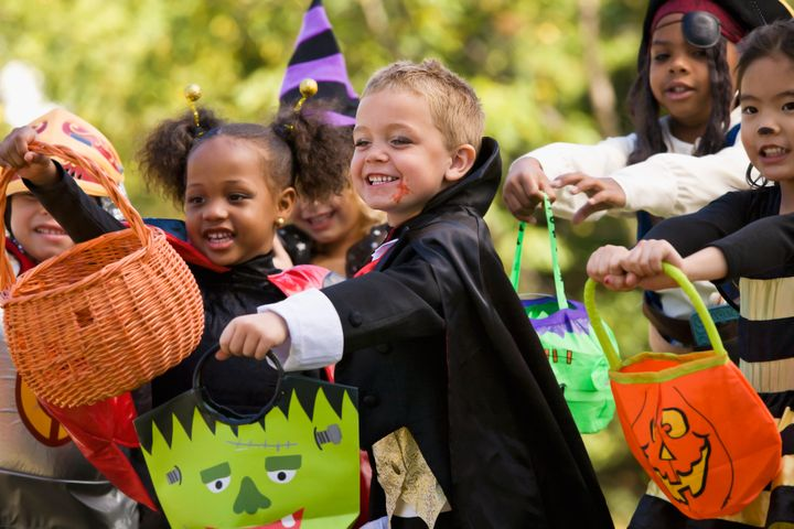 Halloween is fun for a lot of kids, but for others it can be a source of anxiety.