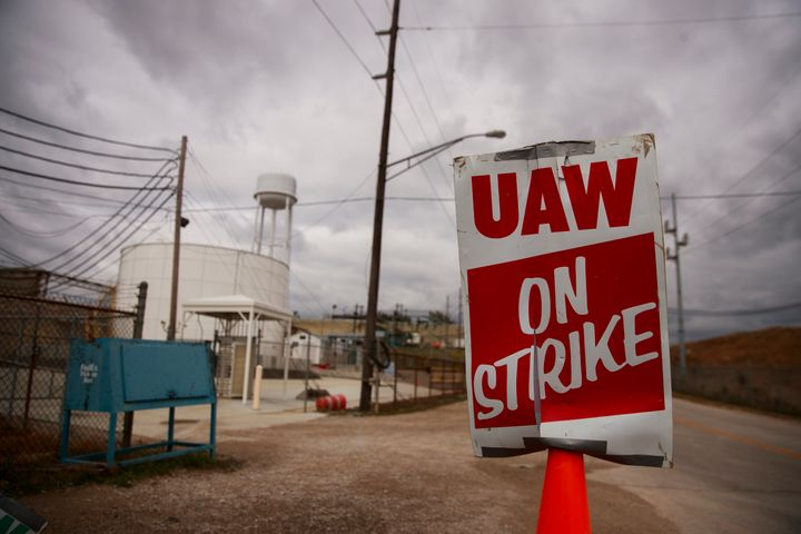 United Auto Workers Member Struck By Car And Killed On GM Picket Line