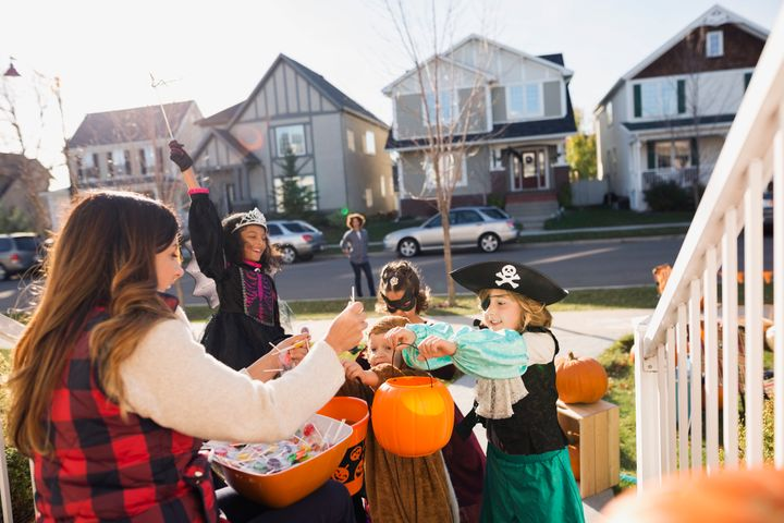 Dr. Penner says one easy way to make Halloween more accessible is just to set an example for your neighbours.