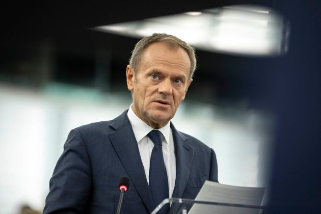 Donald Tusk Backs Brexit Delay As MPs Scrap Johnson Timetable