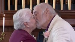 High School Sweethearts Marry 63 Years After They Went To School