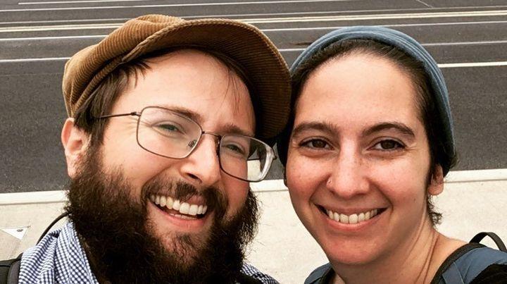 Rabbi Jeremy Borovitz and his wife Rabbi Rebecca Blady moved to Berlin in May to create Base Berlin, aninitiative of Hi
