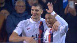 Rentré à la 52e minute, Mbappé offre un triplé au PSG face à Bruges en Ligue des
