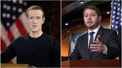 Lawmaker Slams Zuckerberg's Revisionist Facebook History: Nowhere 'Near The