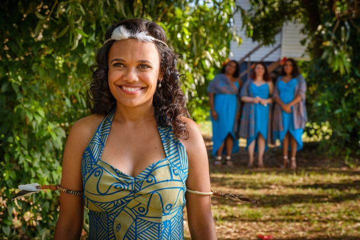 Top End Wedding is nominated for Best Film at the AACTA Awards.