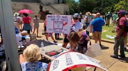 미국의 어느 주가 강간에 의한 임신도 낙태금지하는 법을 도입하려