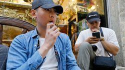 보건당국, 액상형 전자담배 사용 중단 강력
