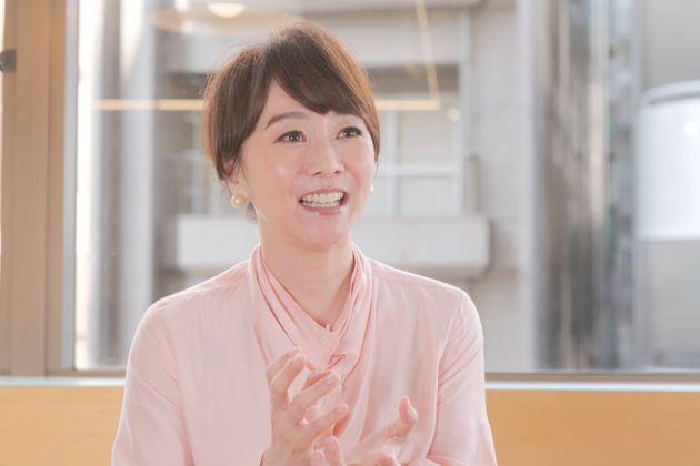 フリーアナウンサーの木佐彩子さん
