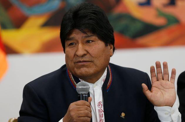 Evo Morales est au pouvoir en Bolivie depuis