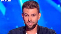 "Valentin, humoriste bègue, bouleverse le jury de ""La France a un incroyable"