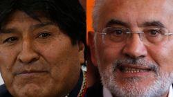 Evo Morales se acerca al triunfo en Bolivia, mientras siguen las protestas por