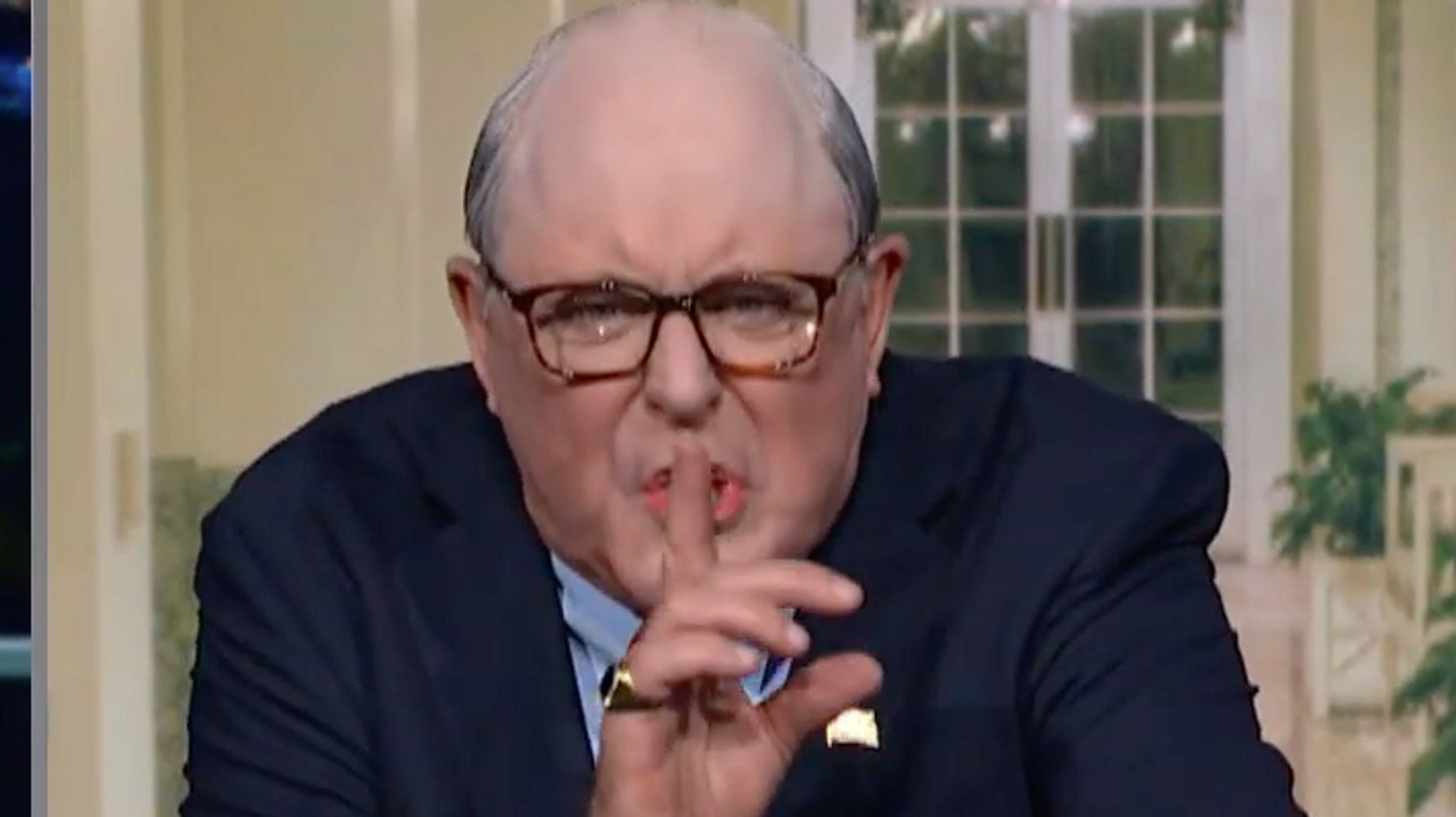 Westlake Legal Group 5db0077a210000ad1e34ac82 John Lithgow's Rudy Giuliani Impression Is Just Wild