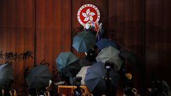 홍콩, 반정부 시위 도화선 '송환법' 공식
