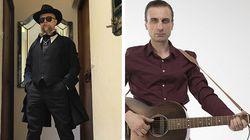 Il musicista accoltellato dal vincitore di Italia's Got Talent: