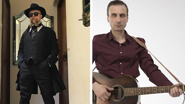 Mirko Dettori e Antonio
