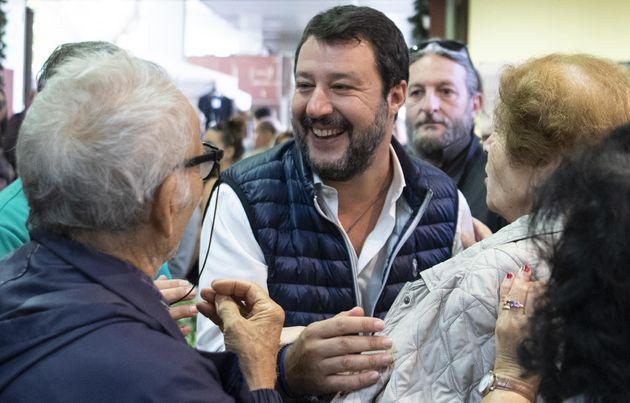 "Matteo Salvini: ""L"